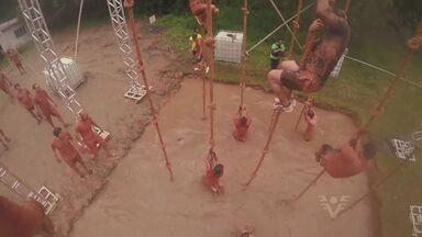 Grupo santista disputa prova com obstáculos em Barueri, SP - Evento foi disputado na Unidade Militar do Exército Brasileiro