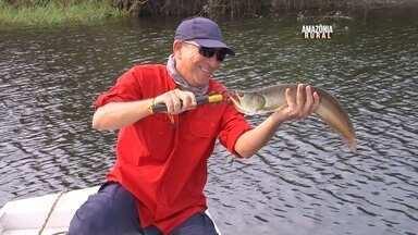 Pesca Legal: Acompanhe um dia de pescaria com Zenizir - Aventure-se com mais uma pesca esportiva.