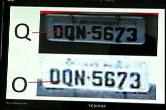 Em decisão rara, engenheiro de Mogi consegue o direito de trocar as placas do carro - A exceção foi por causa de uma série de erros nas multas de radares eletrônicos.
