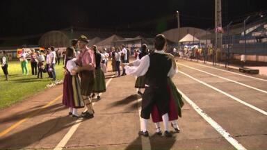 Oktoberfest terá mais cinco dias de festa em Rolândia - A festa foi prorrogada para alegria de quem gosta da comida alemã e de um bom chopp.