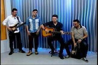 Cia do Balanço lança nova música no Jornal do Almoço - Assista ao vídeo.