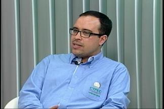 Ricardo Pedroso conta sobre a noite da Pecuária no Jornal do Almoço - Assista ao vídeo.