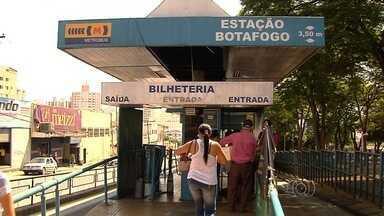 Setransp limita quantidade viagens por dia com desconto no Eixo Anhanguera - Passageiros não gostaram da mudança e dizem que terão que pagar mais caro para conseguir andar de ônibus.