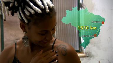 Torcedora relata expectativa de assistir ao jogo do Tupi-MG em Arapiraca - Fernanda Evarista vai para Alagoas acompanhar o Carijó no jogo do acesso, na próxima segunda-feira