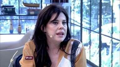 Bárbara Paz comenta relação conturbada entre Nelita e Beliza - Cena de 'A Regra do Jogo' mostra momento em que mãe e filha se desentendem