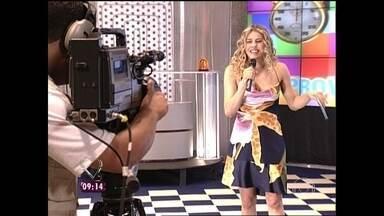 Confira alguns trabalhos de Bárbara Paz como atriz - Ela comenta a participação no programa 'Sandy & Junior' e novela 'Viver a Vida'