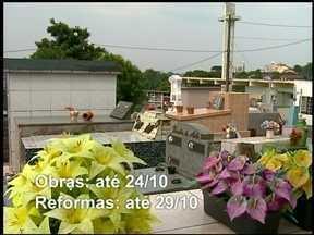 Definidos os prazos para reformas nos cemitérios públicos de Erechim, RS - Confira as datas.