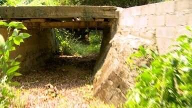 Estiagem muda a paisagem e a vida dos moradores de Seropédica - Uma cachoeira secou. Um rio sumiu. E os moradores fazem o que podem para resistir à seca.