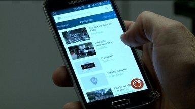Aplicativo desenvolvido em SC permite o monitoramento através de câmeras ao vivo - Aplicativo desenvolvido em SC permite o monitoramento através de câmeras ao vivo