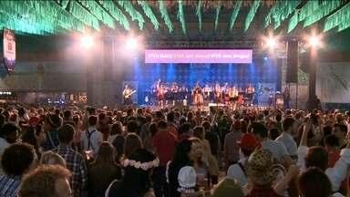 32ª Oktoberfest reúne mais de 473 mil pessoas em 19 dias de festa - 32ª Oktoberfest reúne mais de 473 mil pessoas em 19 dias de festa