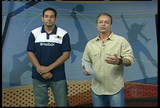 Íntegra Esporte D - 26/10/2015 - Nesta edição do Esporte D você confere um especial com a presença do ala e capitão do Mogi Basquete, Guilherme Filipin, falando sobre a final do Paulista.