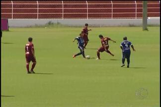 Em jogo morno, Guará e Luizote ficam no empate - Bruce, do Luizote, atua como meia e é eleito Craque da Rodada