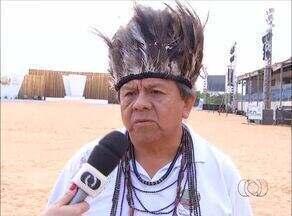 Visitantes e indígenas apontam problemas durante as competições dos JMPI - Visitantes e indígenas apontam problemas durante as competições dos JMPI