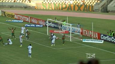 Com dois gols de Jheimy, Sampaio vence o Paysandu - Tricolor vence, encerra série sem vitórias e assume a quinta colocação na Série B