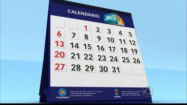 Confira o Calendário JPB dessa segunda-feira - O Calendário JPB dessa segunda-feira vai até a Av. Nego em João Pessoa.