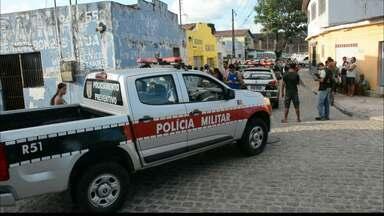Num fim de semana violento, dois homicídios no Varadouro, em João Pessoa - Ao todo foram registrados, nesse fim de semana, na Grande João Pessoa, nove homicídios.