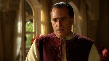 Opash pede conselho a Karan após ser pressionado por Duda - Duda conta a Chiara que pressionou Opash