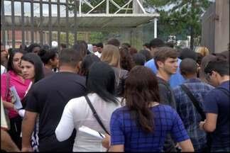 Enem movimenta escolas e universidades do Alto Tietê no fim de semana - O gabarito oficial da prova sairá nesta quarta-feira (28).