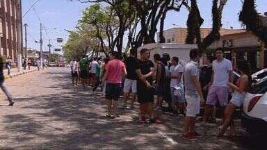 Denúncia afirma que estudantes tiveram tempo extra no Enem em Santa Rita do Sapucaí (MG) - Denúncia afirma que estudantes tiveram tempo extra no Enem em Santa Rita do Sapucaí (MG)