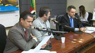 CPI que investiga máfia das próteses colhe depoimentos de médicos - Médicos da equipe de Fernando Sanchis são ouvidos na condição de testemunhas.