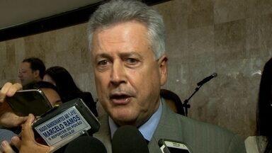 Governador volta a falar em corte de ponto de grevistas - Funcionários da secretaria de Agricultura e da saúde decidiram manter a greve.
