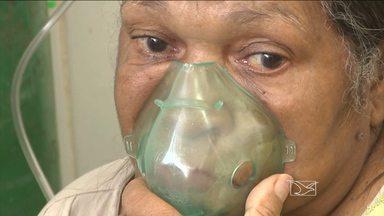 Fumaça das queimadas preocupa moradores de Açailândia, MA - Em Açailândia (MA), os problemas vão além do calor. A fumaça das queimadas têm levado os moradores a se preocupar com a saúde.