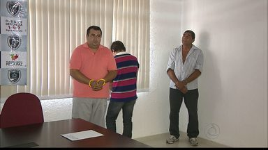 Homens suspeitos de matar empresário de 93 anos são presos em João Pessoa - Um dos acusados seria ex-motorista da vítima.