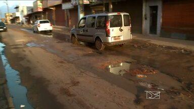 Bom Dia Mirante mostrar problema que prejudica motoristas e pedestres em São Luís, MA - O repórter Douglas Pinto está de volta ao Bom Dia Mirante para mostrar um problema que tem prejudicado motoristas e pedestres.