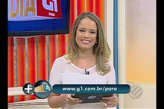 Confira os destaques do G1 PA desta sexta-feira (6) - Saiba o que é notícia no estado com a jornalista Thaís Rezende.