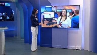 G1 Sorocaba e Jundiaí destaca a calculadora da aposentadoria nesta sexta-feira - A repórter Natália de Oliveira mostra como usar a calculadora da aposentadoria. Além disso, destaca o encerramento das inscrições para um concurso público para professores em Jundiaí.