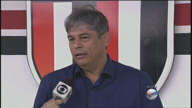 Botafogo-SP usa jogo em casa para obter vantagem no 1º combate da final da série D - Pantera encara o River-PI no Estádio Santa Cruz, em Ribeirão Preto.