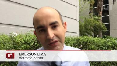 Dermatologista fala sobre tratamento para celulite - O dermatologista Emerson Lima comenta sobre alternativas de tratamento contra a celulite