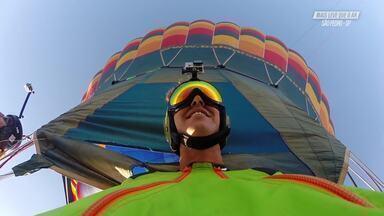 Wingsuit, Speedfly E Paraquedismo