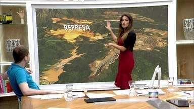 'É de casa' debate rompimento da barragem em Minas Gerais - Avalanche de lama deixa centenas de pessoas desabrigadas