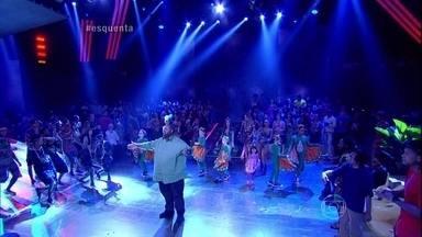 Péricles canta sucesso de Clara Nunes - 'Forças da Natureza' é a canção em homenagem ao tema do programa