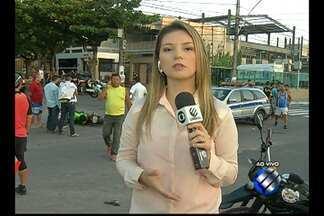 Acidente entre moto e carro deixa uma pessoa morta em Belém - Colisão aconteceu no início da manhã desta segunda, 9.