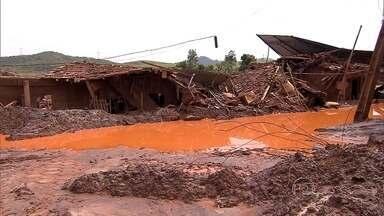 Segunda morte em decorrência do rompimento de barragens em Mariana é confirmada - A vítima é Sileno de Lima, que trabalhava na terceirizada contratada pela Samarco. Acidente ocorreu no dia 5 deste mês.