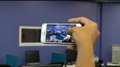 Aumenta o uso de aplicativos de transmissão de vídeo em tempo real - Aumenta o uso de aplicativos de transmissão de vídeo em tempo real