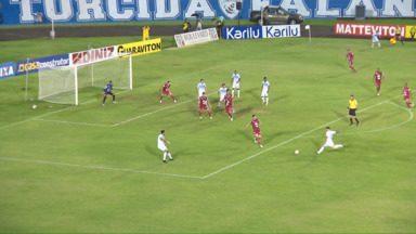 Veja o gol de Londrina 1 x 0 Vila Nova na final da Série C do Brasileiro - Veja o gol de Londrina 1 x 0 Vila Nova na final da Série C do Brasileiro