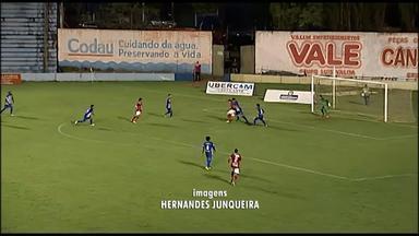 Sofrido! Uberaba faz gol aos 43 minutos do segundo tempo - Atacante Rudimar marcou e deu a vitória ao Uberaba Sport sobre o Formiga por 1 a 0