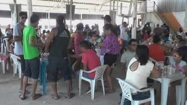12º Festival Bodó Com Farinha movimenta o fim de semana, em Iranduba-AM - Pratos feitos com peixe regional foram atrativo do evento.