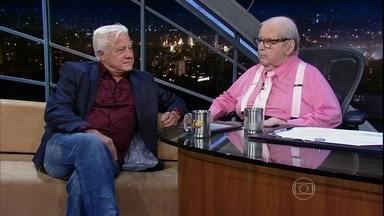 Jô conversa com o proctologista Paulo Branco - Apresentador conversa com o médico que se autodenomina 'proctologista dos gays'