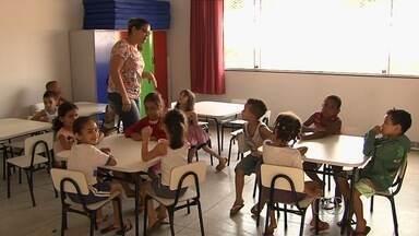 CMEI aumenta de 70 para 130 o número de crianças atendidas no Jd Curitiba, em Goiânia - A unidade era uma antiga reivindicação dos moradores, que agora comemoram o benefício.
