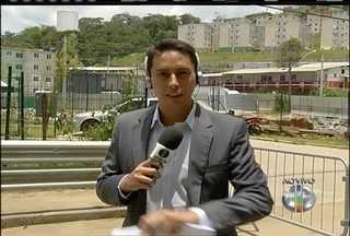 Dilma Rousseff visita Friburgo para inauguração de casas das vítimas da tragédia de 2011 - Moradores esperavam por entrega há cinco anos.