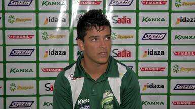 Luverdense pronto para encarar o Botafogo pela Série B - Luverdense pronto para encarar o Botafogo pela Série B