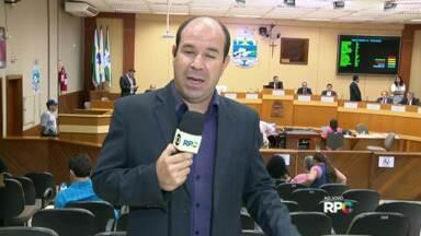 Câmara quer diminuir o número de assessores para aumentar de vereadores - A proposta está sendo analisada pelas comissões da câmara.