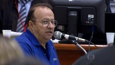 Hugo Pimenta é julgado em Belo Horizonte pela chacina de Unaí - Ele é o último réu a ser julgado pelas mortes dos três servidores e um motorista na cidade do Noroeste de Minas, em 2004.