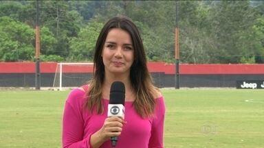 Absolvido após expulsão contra o Grêmio, Guerrero está liberado para enfrentar o Santos - Flamengo pegará Ponte Preta em Brasília, pois na mesma data Maracanã recebe show da banda Pearl Jam.