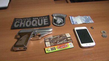 Adolescente é apreendido depois de roubar celular no Porto Belo - O assalto foi, ontem à noite, na avenida Tancredo Neves.