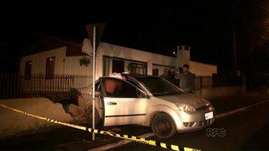 Rapaz é assassinado com dois tiros em Francisco Beltrão - Ele saía da casa da namorada para ir trabalhar.